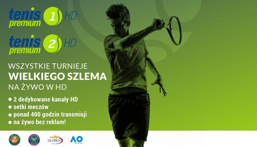 Pakiet Tenis Premium w sieci insPORT