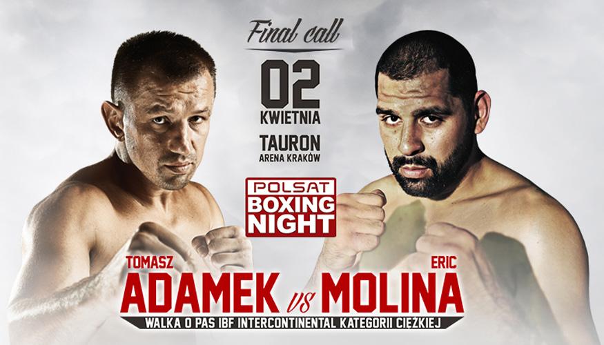 V edycja Polsat Boxing Night w MetroTV