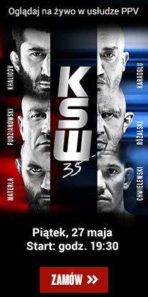 Gala KSW 35